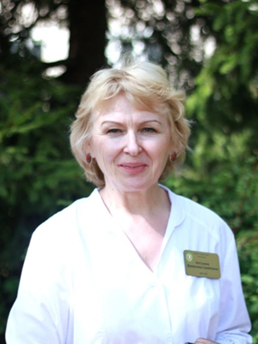Алтунина Валентина Семеновна - Врач ультрозвуковой диагностики